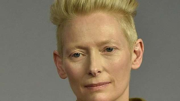 Swinton's character Ancient One in