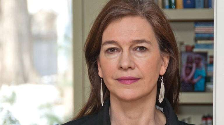 Louise Erdrich, author of a new novel,