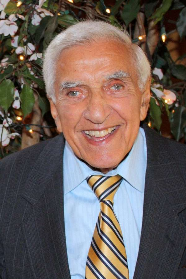 Longtime Bay Shore developer Louis J. Modica helped