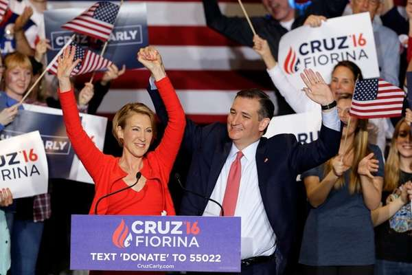 Republican presidential candidate Sen. Ted Cruz, R-Texas, joined