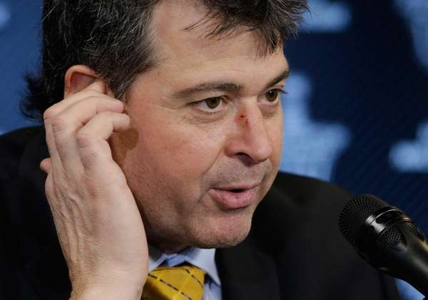New York Islanders coach Jack Capuano, who was