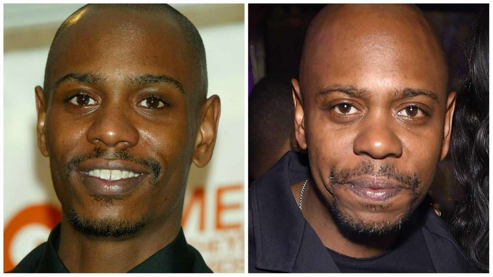 Comedian Dave Chappelle is best known for his