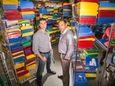 Pharmapacks CEO Andrew Vagenas and Jonathan Webb, CEO