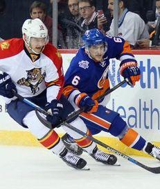 The Islanders' Ryan Pulock will be back in