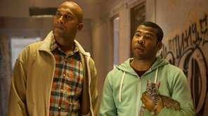 Keegan-Michael Key, left, and Jordan Peele take on