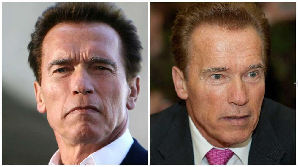 Arnold Schwarzenegger retired from bodybuilding after winning Mr.