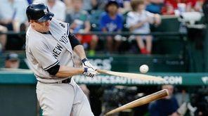 New York Yankees third baseman Chase Headley is