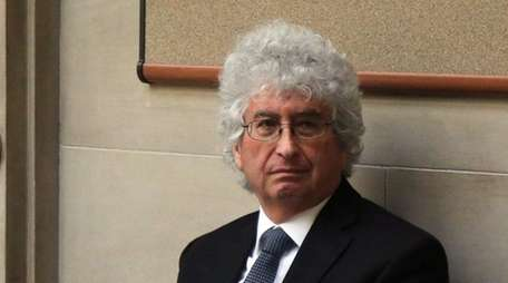 Dr. Martin Handler, pictured, testifies in the trial
