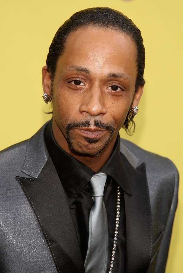 Comedian Katt Williams is accused of throwing a