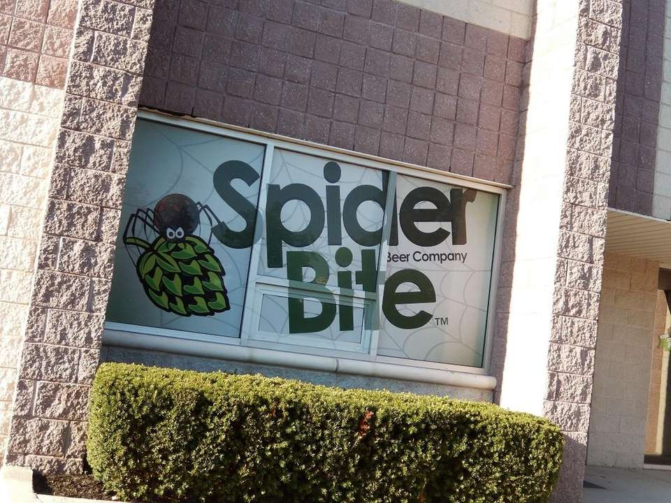 Spider Bite Beer Co. (920 Lincoln Ave., Unit