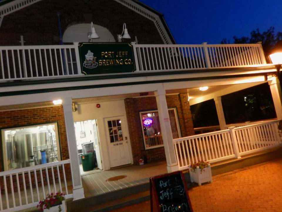 Port Jeff Brewing Co. (22B Mill Creek Rd.,