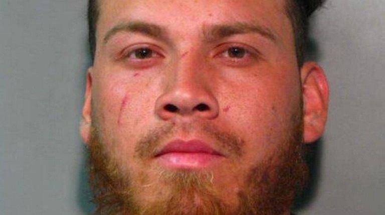 William O. Diaz, 23, of New Cassel, was