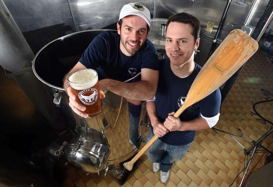 Oyster Bay Brewing Co. (36 Audrey Ave., Oyster