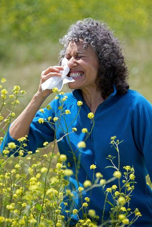 It's allergy season, and sufferers have a range