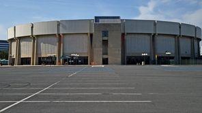 Nassau Veterans Memorial Coliseum on Aug. 3, 2015.