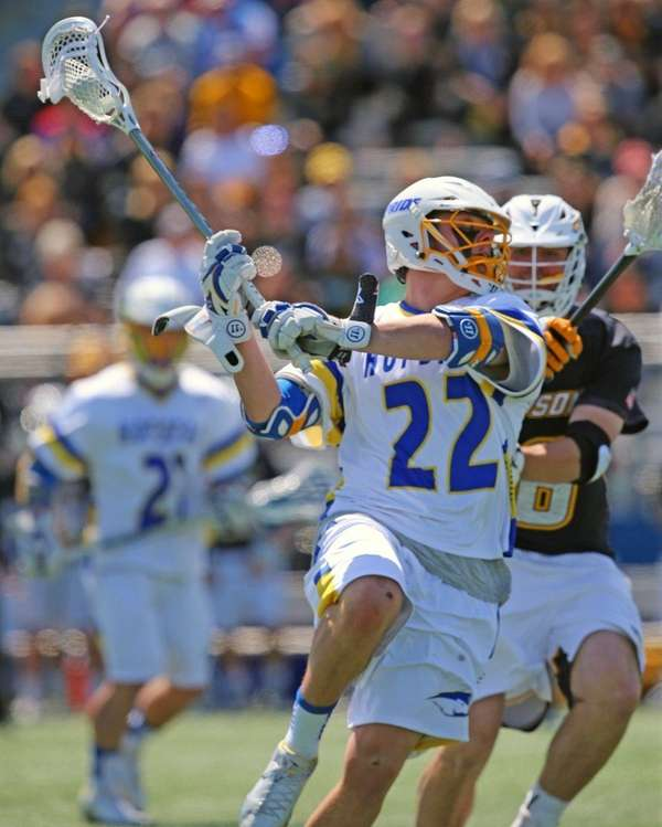 Hofstra's Brian Von Bargen, who had two goals