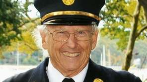 Former Northport Fire Department Chief Peter H. Gunther