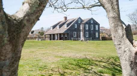 Montauk's Second House on April 21, 2016: East
