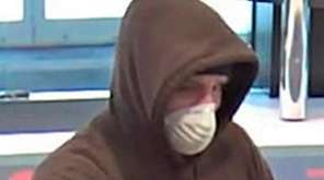 Suffolk police say this man entered a TD