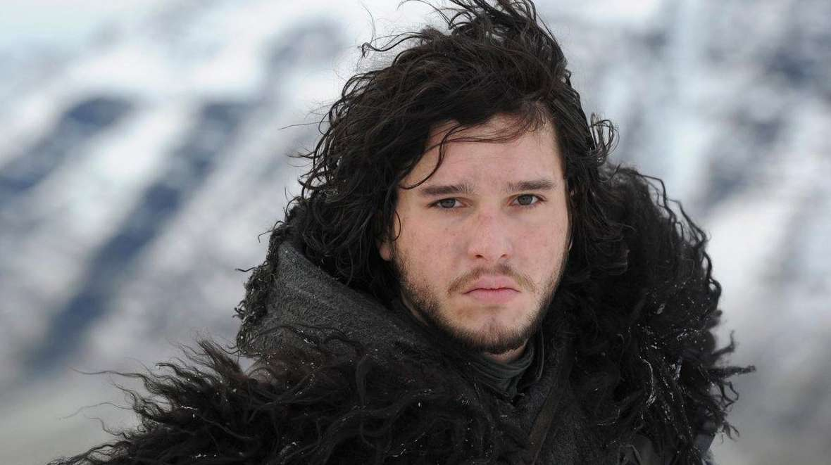 Kit Harington, who plays Jon Snow on HBO's
