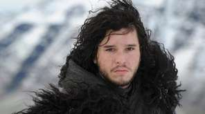 Kit Harington, who plays Jon Snow on HBO's