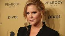 Amy Schumer posted on Instagram on April 30,