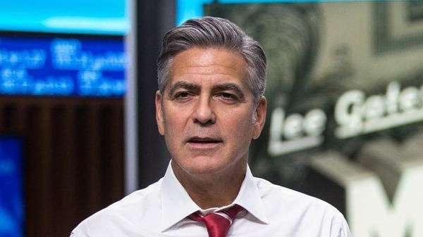 George Clooney stars as Lee Gates in