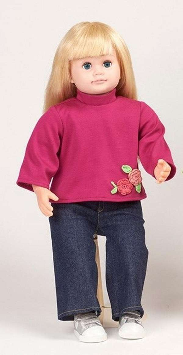 The Ask Amy doll from Mattel.