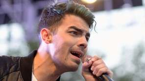 Joe Jonas and DNCE will headline the first