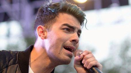 Joe Jonas and DNCE will headline the first