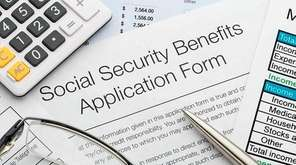 Some spouses collect spousal Social Security benefits until
