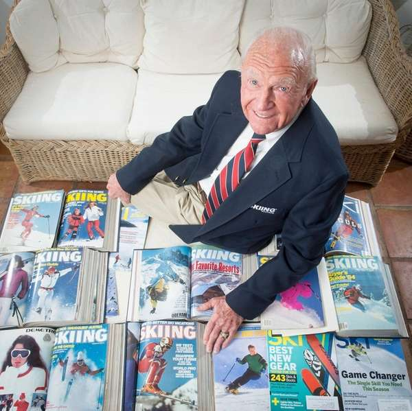 Harry Kaiser was publisher of Skiing magazine for