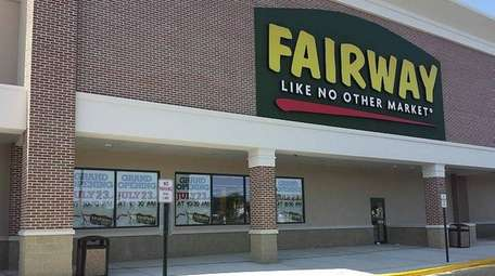 Fairway opened a new store on July 23,