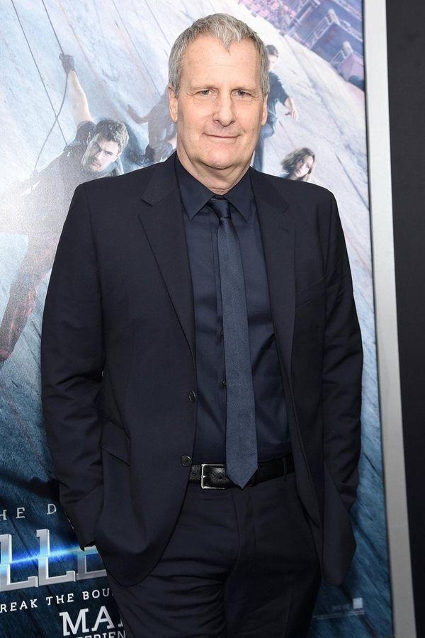 Actor Jeff Daniels