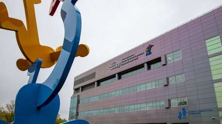 The Cohen Children's Medical Center in New Hyde