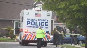 Nassau County police homicide squad, with Freeport police,