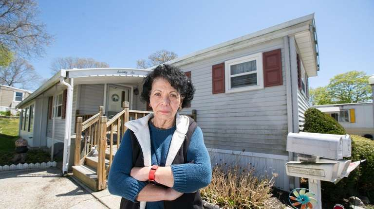 Diana Ruvolo, a neighbor of Rose and Sal