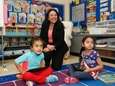 State Board of Regents Chancellor Betty Rosa visits