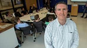 Hofstra's new Center for Entrepreneurship Executive Dean Mark