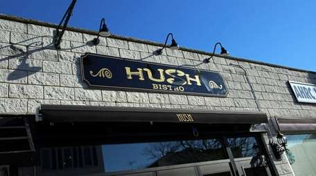 The owner of Hush Bistro, Marc Bynum, wants