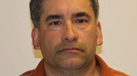 Frank Castro, 47, of East Meadow, a former