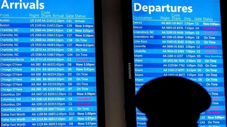 American and Delta allow full refunds for nonstop