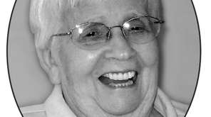 Sister Patricia Clare Barry died March 28, 2016,
