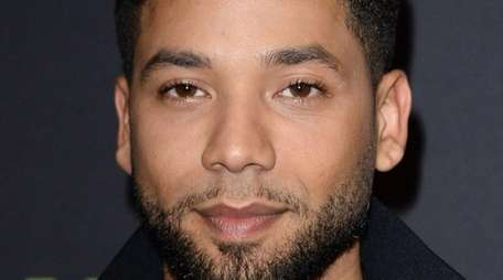 Jussie Smollett of