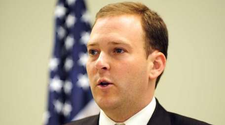 Rep. Lee Zeldin endorsed Donald Trump on Wednesday,