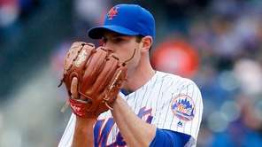 Steven Matz #32 of the New York
