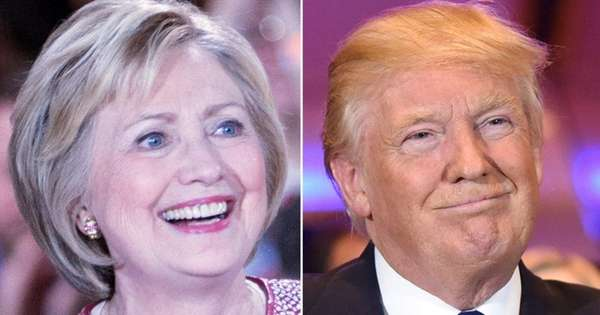 Political talk has turned to who presidential candidates