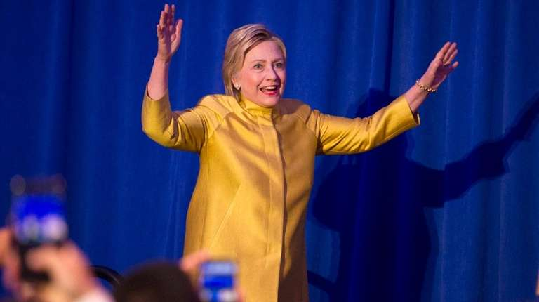 A new CNN/ORC poll gives Hillary Clinton a