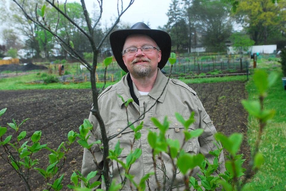 Horticulture resource educator, Cornell Cooperative Extension of Nassau