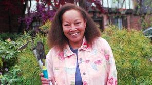Sherry Santifer, horticulturist, Laurel Hill Farms, North Woodmere.